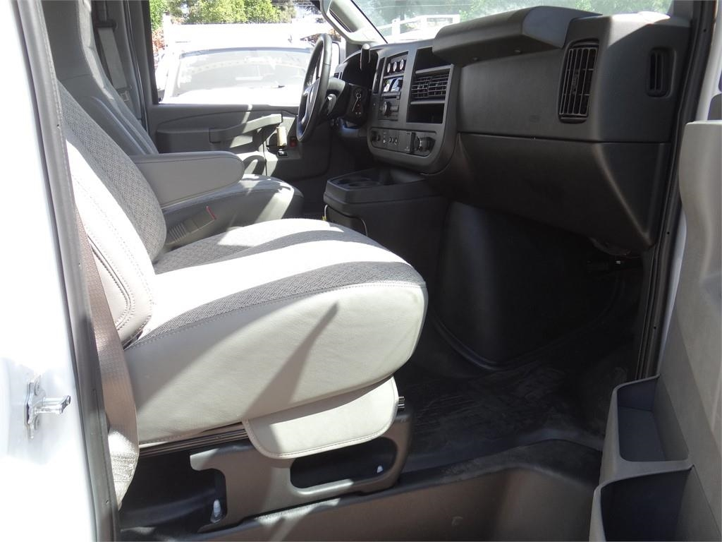 2019 Chevrolet Express 3500 4x2, Supreme Spartan Service Utility Van #C159408 - photo 11