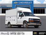 2019 Chevrolet Express 3500 4x2, Supreme Spartan Service Utility Van #C159408 - photo 1