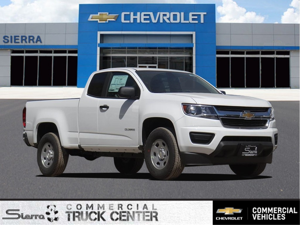 2020 Colorado Extended Cab 4x2,  Pickup #C159455 - photo 1