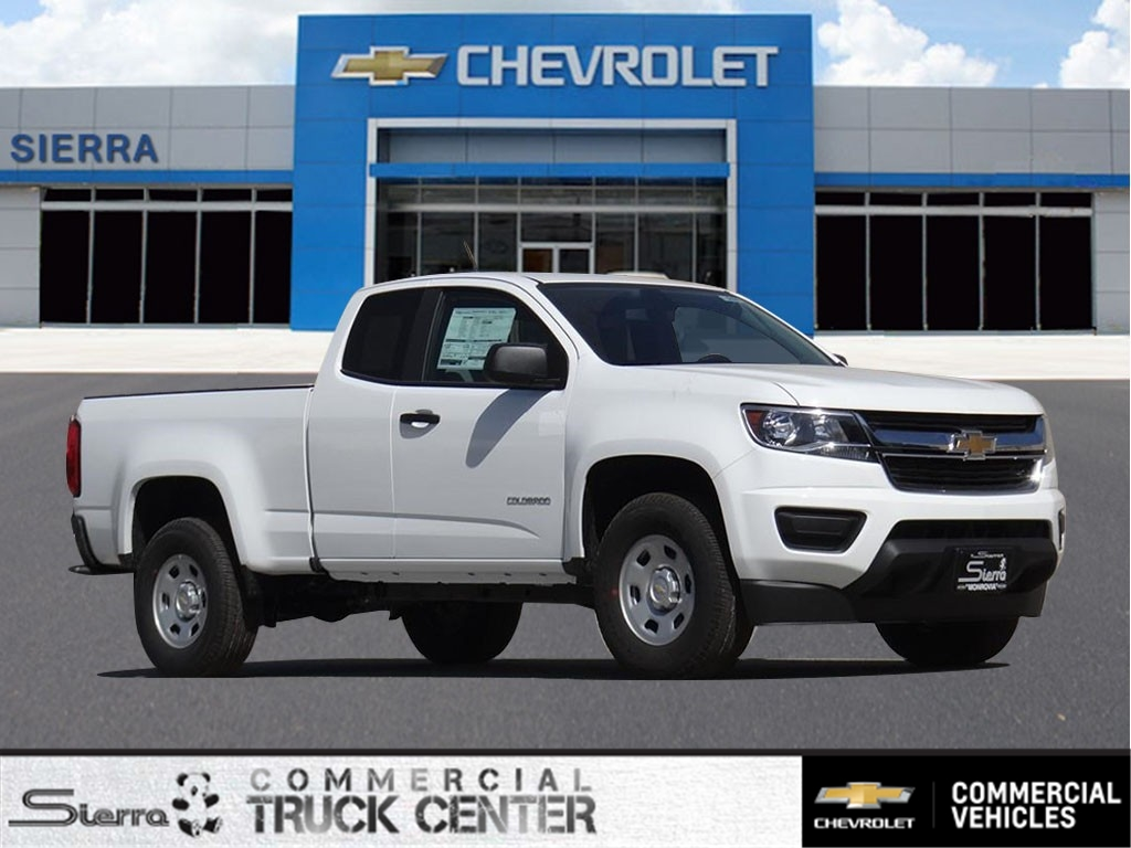 2020 Colorado Extended Cab 4x2,  Pickup #C159456 - photo 1