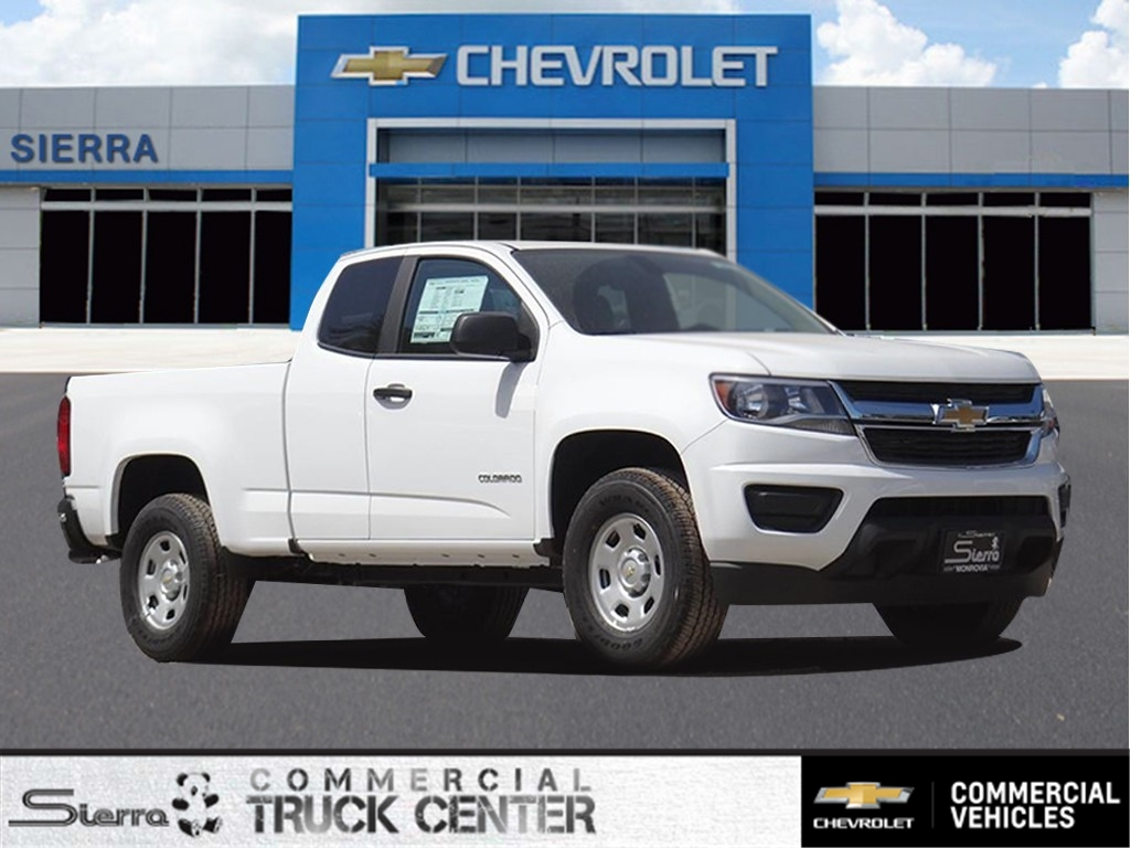 2020 Colorado Extended Cab 4x2,  Pickup #C159457 - photo 1