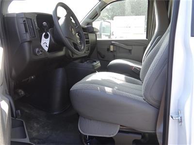 2019 Express 3500 4x2, Morgan Mini-Mover Cutaway Van #C159474 - photo 3