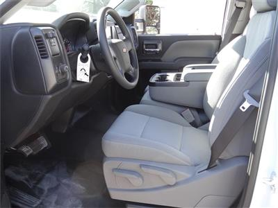 2019 Silverado 2500 Double Cab 4x2,  Cab Chassis #C159517 - photo 3