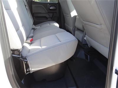 2019 Silverado 2500 Double Cab 4x2,  Cab Chassis #C159517 - photo 10