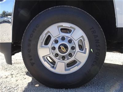 2019 Silverado 2500 Double Cab 4x2,  Cab Chassis #C159517 - photo 12