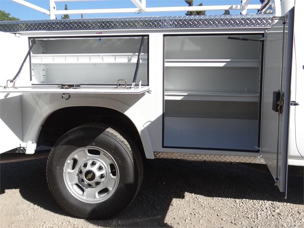 2019 Silverado 2500 Double Cab 4x2,  Royal Service Body #C159529 - photo 12
