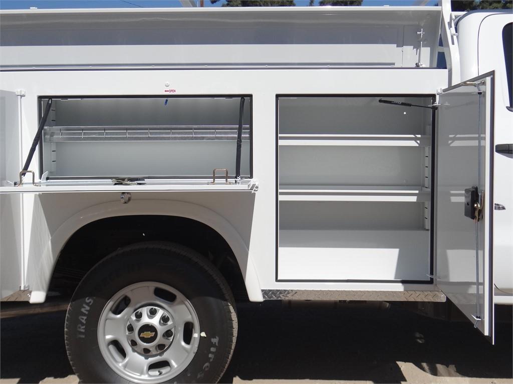 2019 Silverado 2500 Double Cab 4x2,  Royal Service Body #C159544 - photo 12