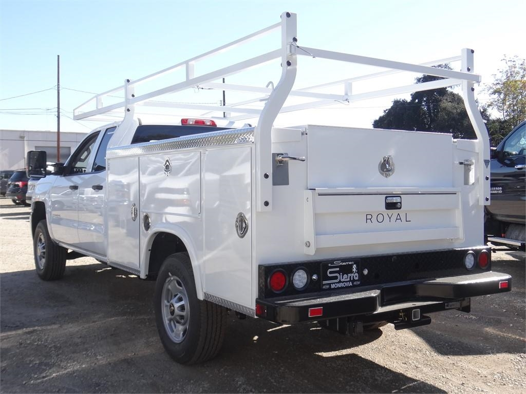 2019 Silverado 2500 Double Cab 4x2, Royal Service Body #C159550 - photo 1