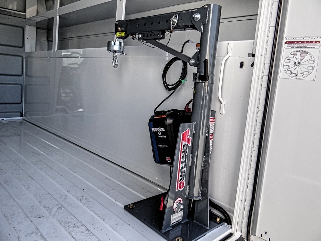 2019 Express 3500 4x2, Knapheide KUV Service Utility Van #C159594 - photo 15