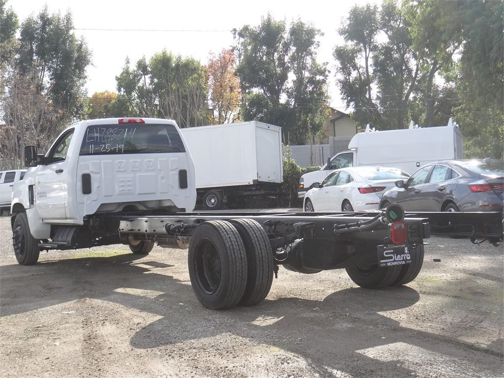 2020 Chevrolet Silverado 6500 Regular Cab DRW 4x2, Cab Chassis #C159708 - photo 1
