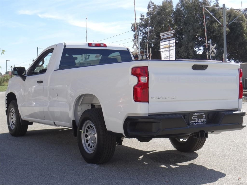 2020 Chevrolet Silverado 1500 Regular Cab 4x2, Pickup #C159720 - photo 1