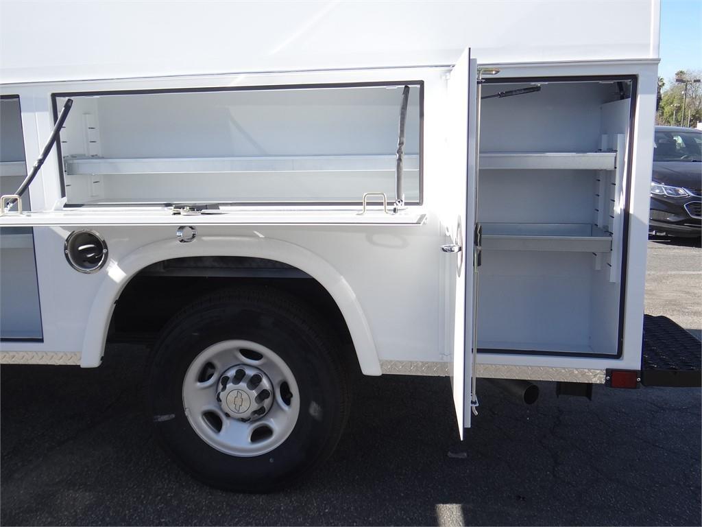 2019 Express 3500 4x2, Royal RSV Service Utility Van #C159723 - photo 16
