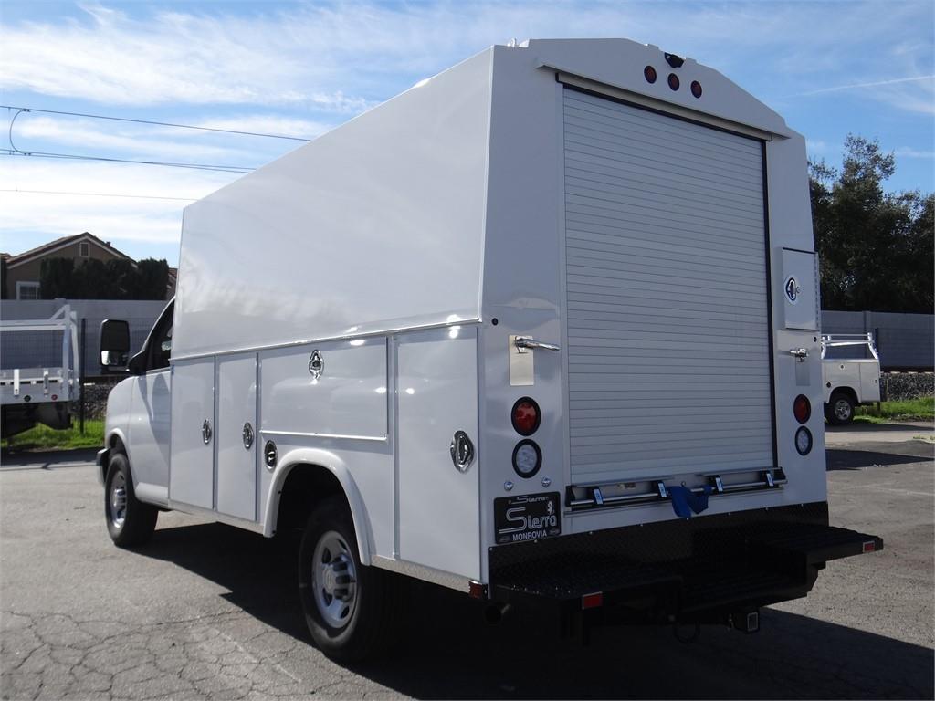 2019 Express 3500 4x2, Royal Service Utility Van #C159723 - photo 1