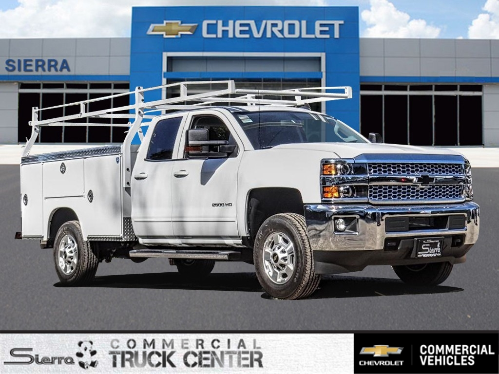 2019 Chevrolet Silverado 2500 Double Cab 4x4, Royal Service Body #C159744 - photo 1