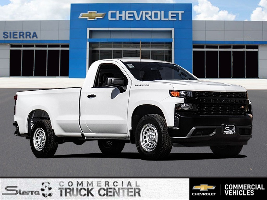 2020 Chevrolet Silverado 1500 Regular Cab 4x2, Pickup #C159760 - photo 1
