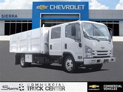 2020 Chevrolet LCF 5500HD Crew Cab 4x2, Martin Landscape Dump #C159763 - photo 1