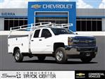 2019 Silverado 2500 Double Cab 4x2, Royal Service Body #C159805 - photo 1
