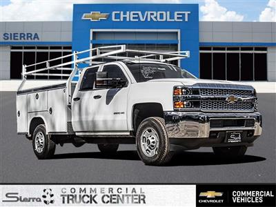 2019 Silverado 2500 Double Cab 4x2, Royal Service Body #C159824 - photo 1