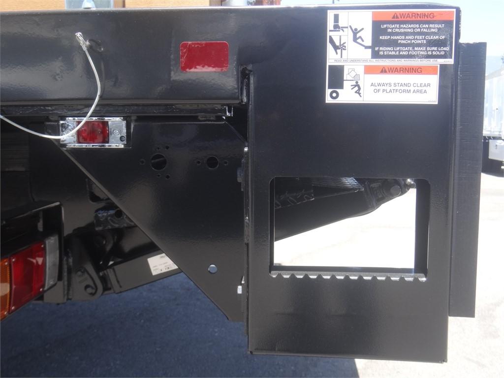 2020 Chevrolet LCF 5500HD Regular Cab 4x2, Metro Truck Body Stake Bed #C159846 - photo 13