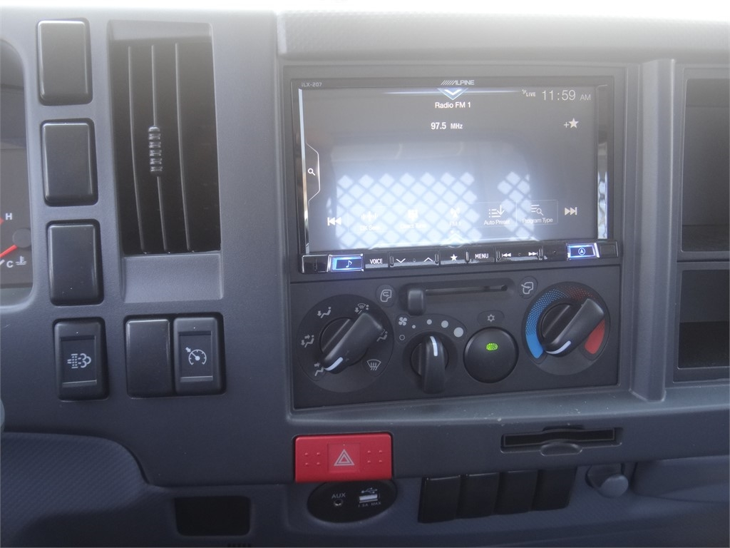 2020 Chevrolet LCF 5500HD Regular Cab 4x2, Metro Truck Body Stake Bed #C159846 - photo 7