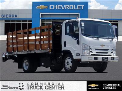 2020 Chevrolet LCF 5500HD Regular Cab 4x2, Metro Truck Body Stake Bed #C159846 - photo 1