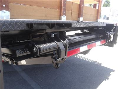 2020 Chevrolet LCF 5500HD Regular Cab 4x2, Metro Truck Body Stake Bed #C159846 - photo 12