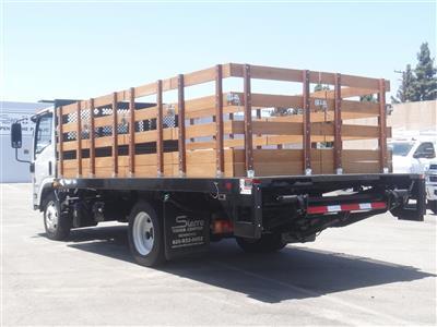 2020 Chevrolet LCF 5500HD Regular Cab 4x2, Metro Truck Body Stake Bed #C159846 - photo 2