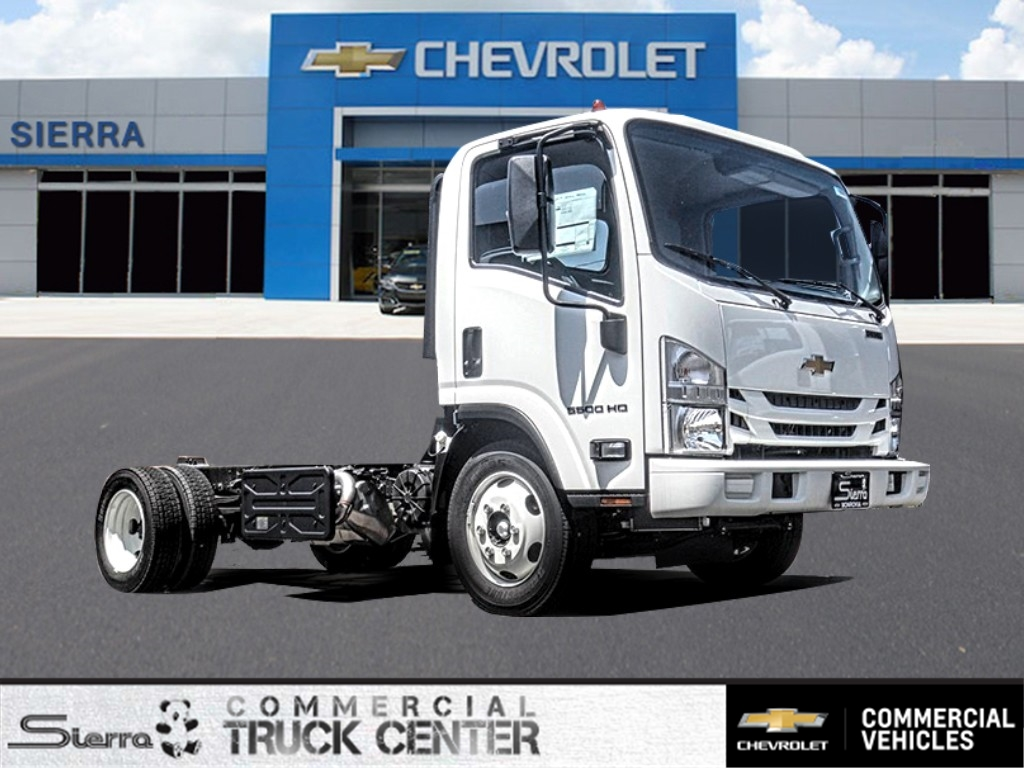 2020 Chevrolet LCF 5500HD Regular Cab 4x2, Cab Chassis #C159849 - photo 1