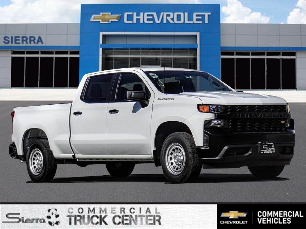 2019 Chevrolet Silverado 1500 Crew Cab 4x2, Pickup #C159852 - photo 1