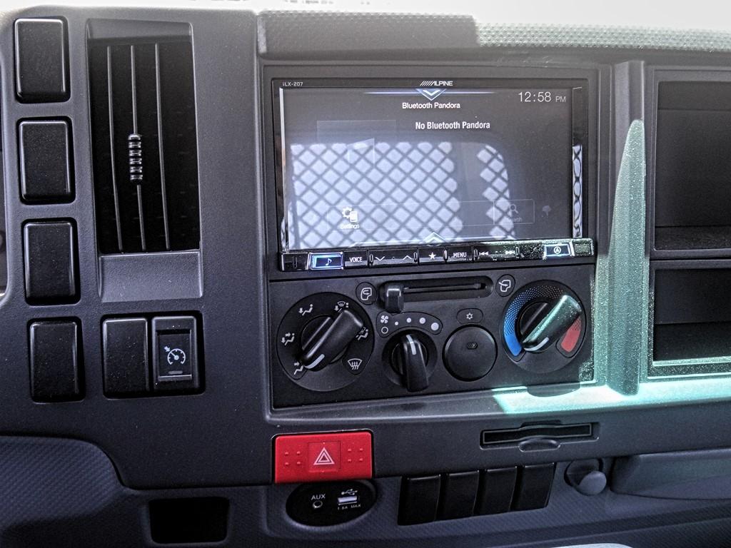 2019 Chevrolet LCF 4500 Regular Cab 4x2, Metro Truck Body Stake Bed #C159855 - photo 6