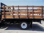 2019 Chevrolet LCF 4500 Regular Cab 4x2, Metro Truck Body Stake Bed #C159855 - photo 12