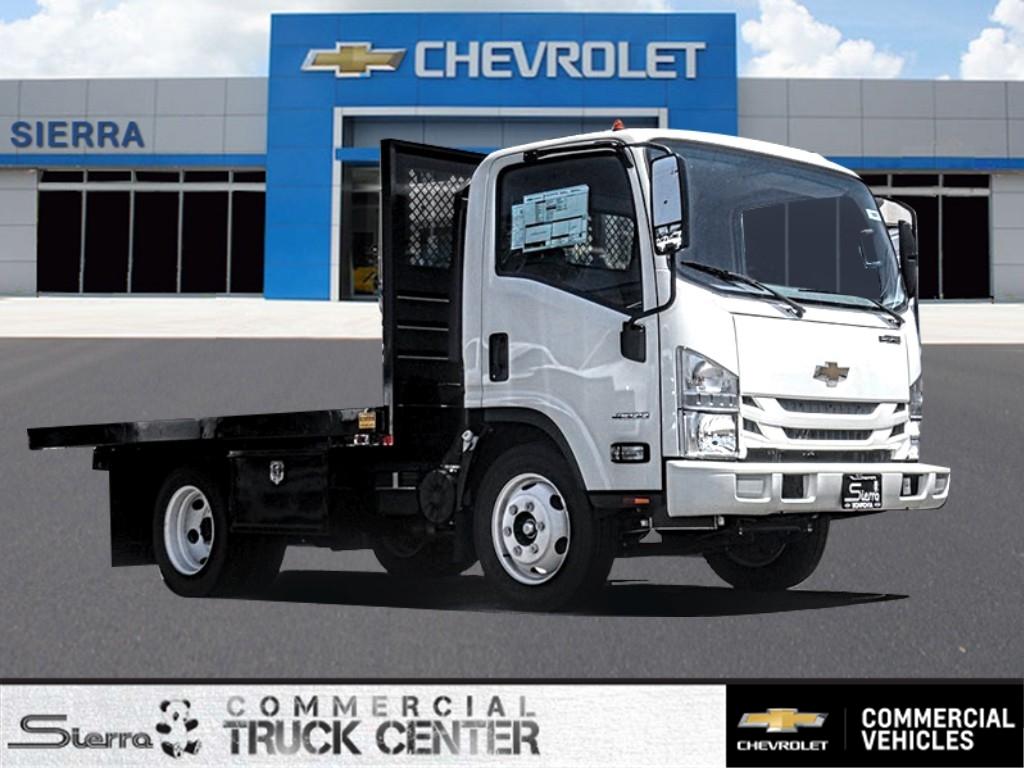 2019 Chevrolet LCF 4500 Regular Cab 4x2, Metro Truck Body Platform Body #C159885 - photo 1
