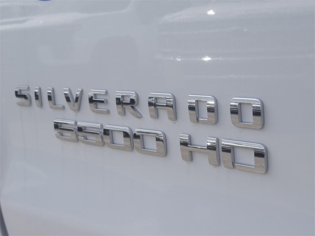 2020 Chevrolet Silverado 5500 Regular Cab DRW 4x2, Martin Stake Bed #C159922 - photo 14