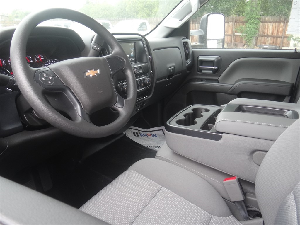 2020 Chevrolet Silverado 5500 Crew Cab DRW 4x2, Martin Landscape Dump #C159940 - photo 3