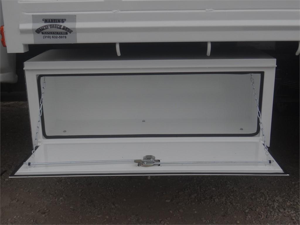 2020 Chevrolet Silverado 5500 Crew Cab DRW 4x2, Martin Landscape Dump #C159940 - photo 14