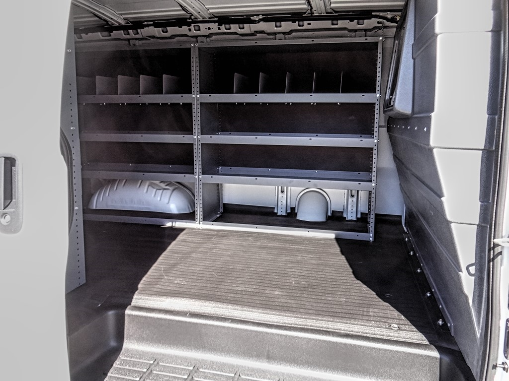 2020 Chevrolet Express 2500 4x2, Masterack Steel General Service Upfitted Cargo Van #C159955 - photo 11