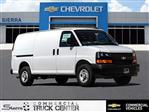 2020 Chevrolet Express 2500 4x2, Masterack Steel General Service Upfitted Cargo Van #C159955 - photo 1