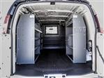2020 Chevrolet Express 2500 4x2, Masterack Steel General Service Upfitted Cargo Van #C159955 - photo 2