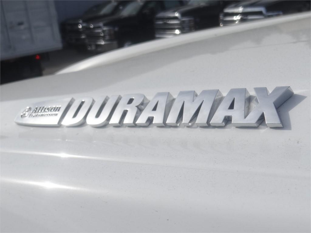 2019 Silverado 5500 Regular Cab DRW 4x2, Royal Contractor Body #C159971 - photo 16