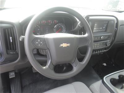 2019 Silverado 5500 Regular Cab DRW 4x2, Royal Contractor Body #C159971 - photo 4