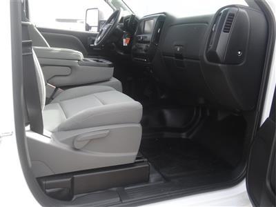 2019 Silverado 5500 Regular Cab DRW 4x2, Royal Contractor Body #C159971 - photo 9