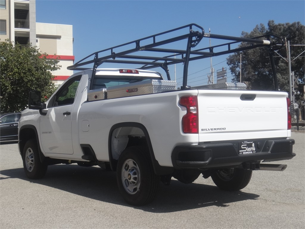 2020 Chevrolet Silverado 2500 Regular Cab 4x2, Pickup #C159979 - photo 1