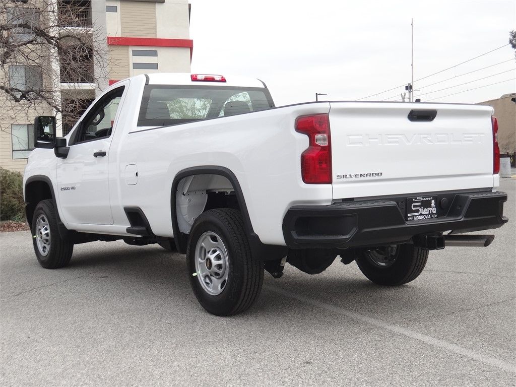 2020 Chevrolet Silverado 2500 Regular Cab 4x2, Pickup #C159983 - photo 1