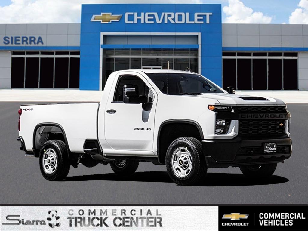 2020 Chevrolet Silverado 2500 Regular Cab 4x4, Pickup #C159984 - photo 1