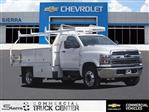 2019 Chevrolet Silverado 5500 Regular Cab DRW 4x2, Royal Contractor Body #C160017 - photo 1