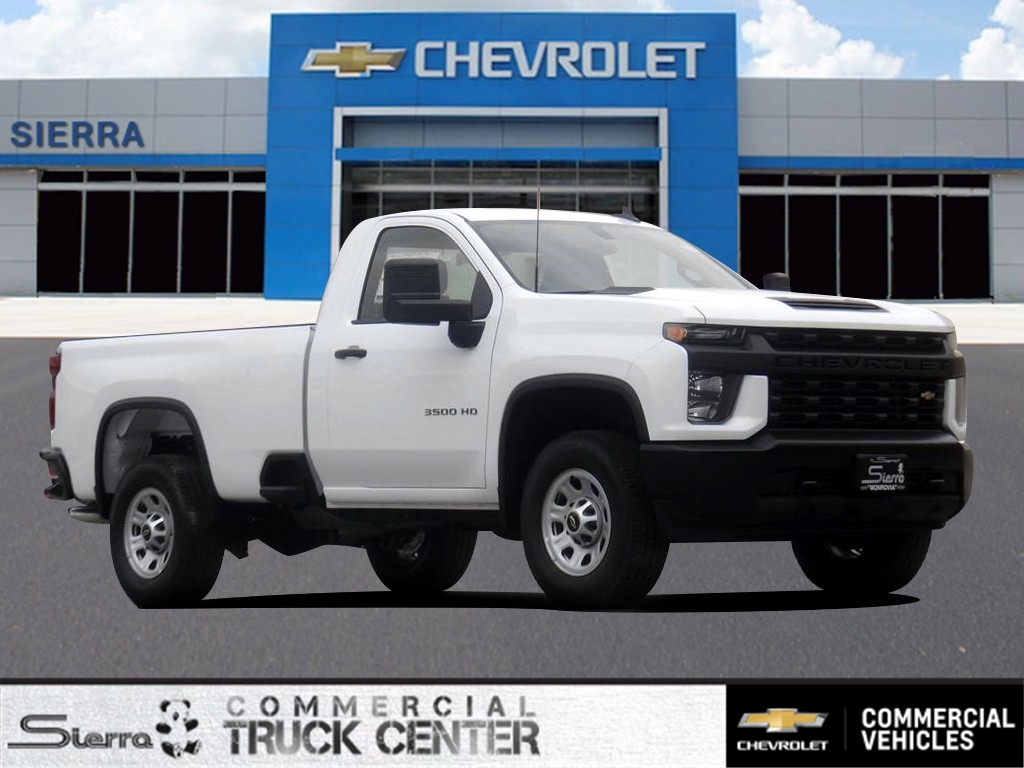 2020 Chevrolet Silverado 3500 Regular Cab 4x2, Pickup #C160026 - photo 1
