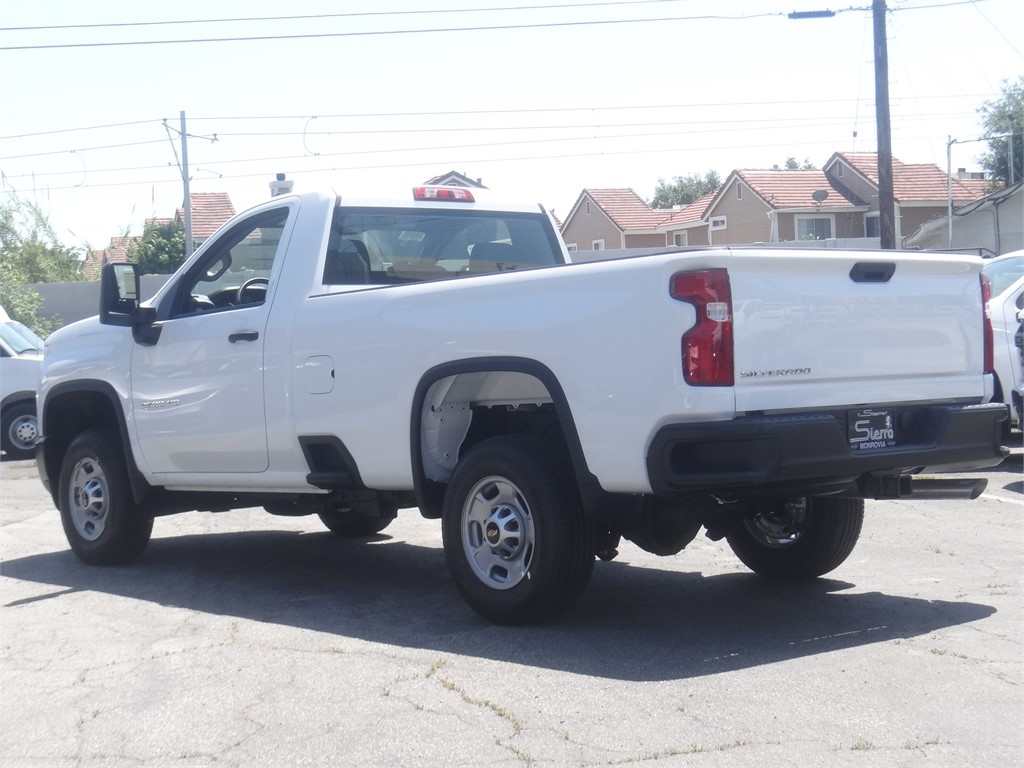 2020 Chevrolet Silverado 2500 Regular Cab 4x2, Pickup #C160028 - photo 1