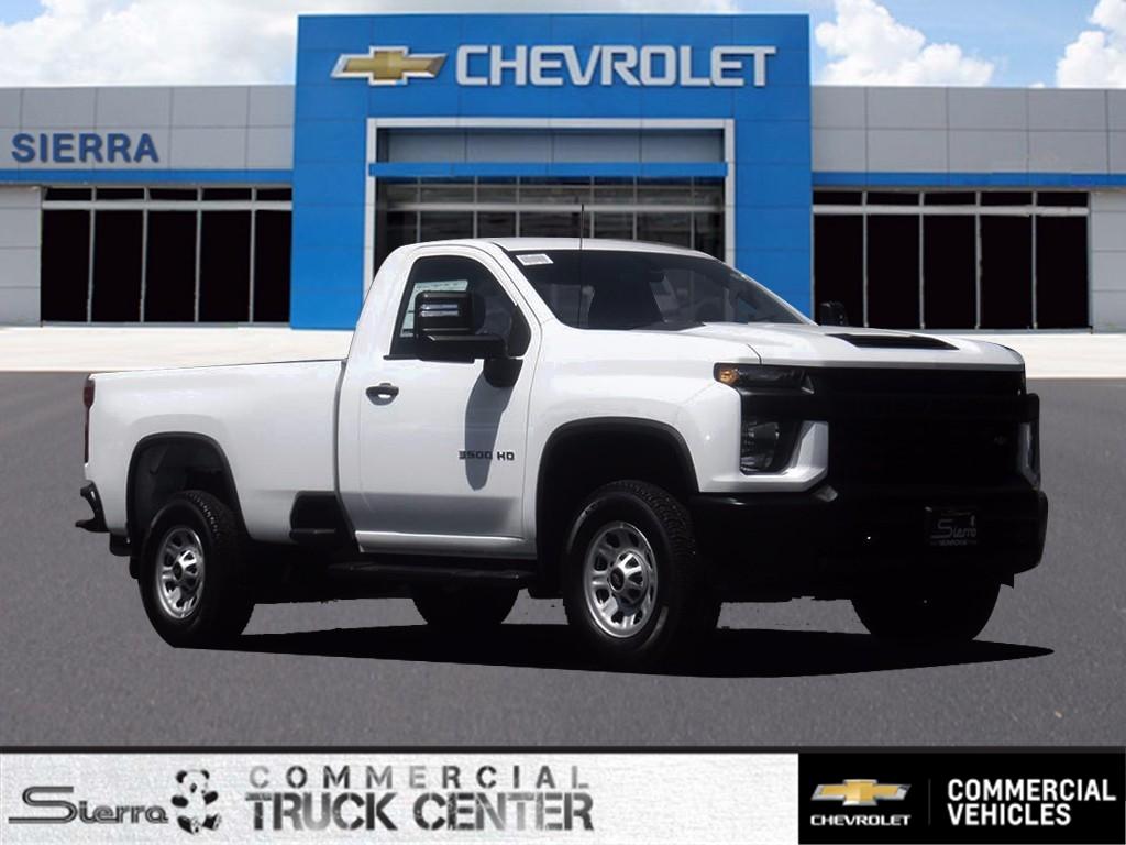 2020 Chevrolet Silverado 3500 Regular Cab 4x2, Pickup #C160031 - photo 1