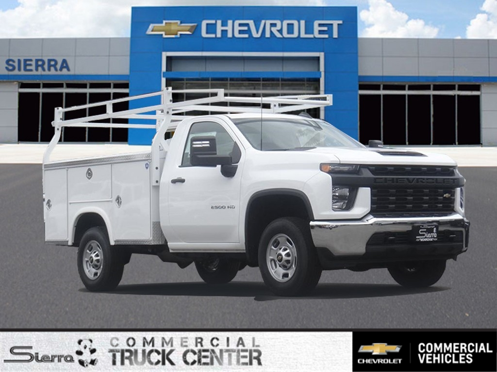 2020 Chevrolet Silverado 2500 Regular Cab 4x2, Royal Service Body #C160042 - photo 1
