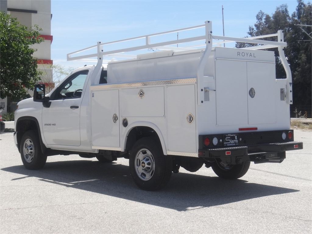 2020 Silverado 2500 Regular Cab 4x2, Royal Service Body #C160043 - photo 1